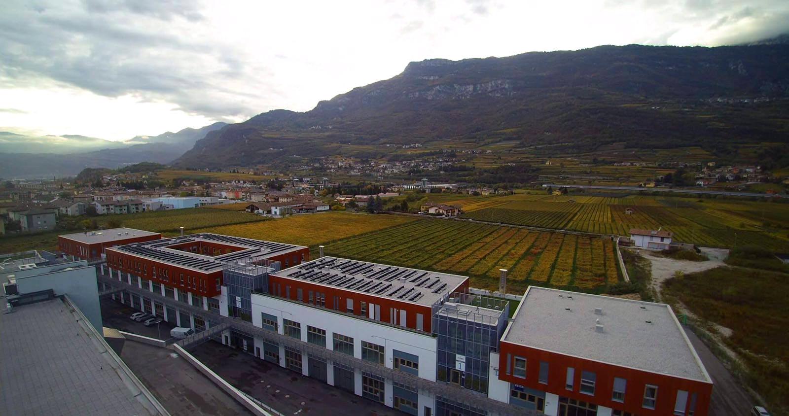 OC Group - Polo Meccatronica - Trentino Sviluppo