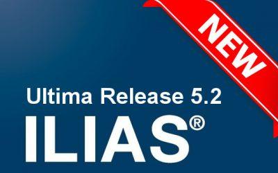 E' arrivato ILIAS 5.2
